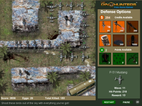 Game Image - Dinohunters