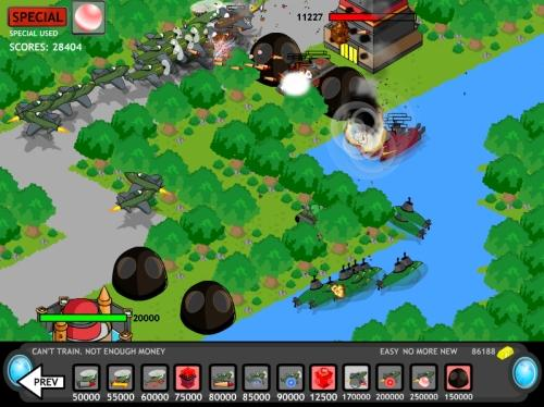 strategy defence 3