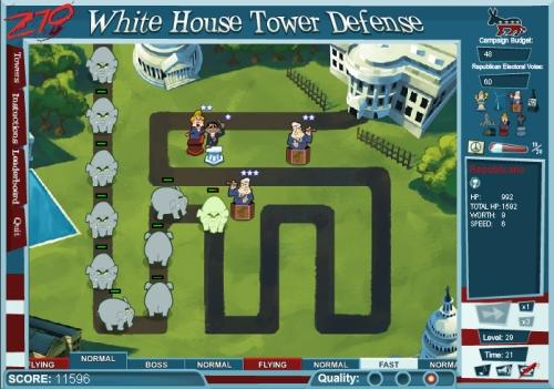 how to create a tower defense game