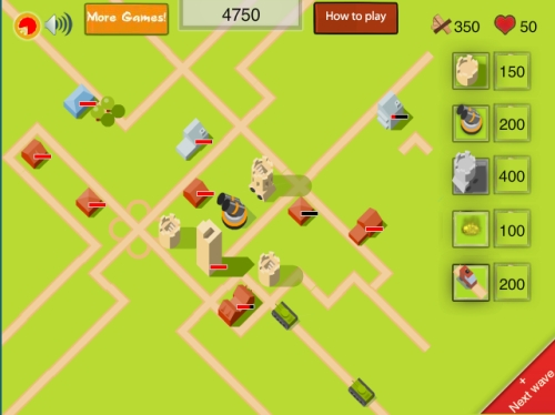 Game Image - Villagers Tower Defense